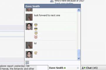 Como usar Emojis no Facebook ou Messenger? Descubra aqui