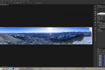 Como criar fotos panorâmicas com o Photoshop? Fácil e Rápido
