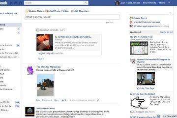 Como colocar o Facebook como página inicial [Solução]