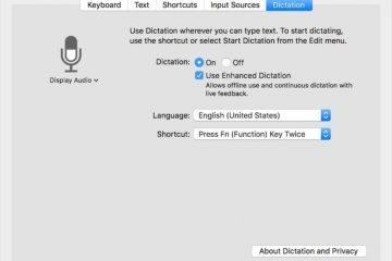 Como fazer o Mac ler texto em fala – é fácil