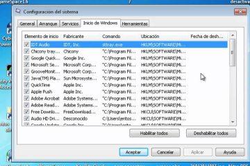 Como executar automaticamente um programa ao iniciar o Windows 10