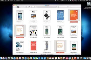 Como importar arquivos PDF para o iBooks?