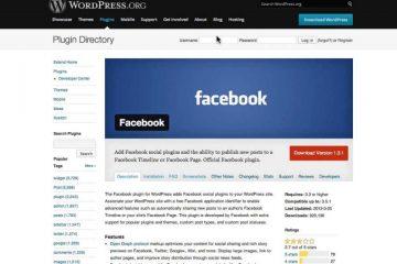 Como incorporar postagens do Facebook no meu site?