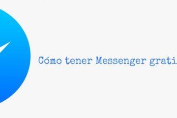 Truque para ter o Messenger grátis SEM Internet 2017