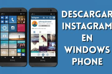 Como baixar fotos do Instagram no Windows Phone