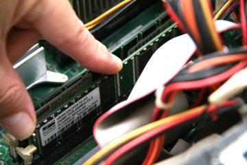 Como limpar a RAM do meu PC?