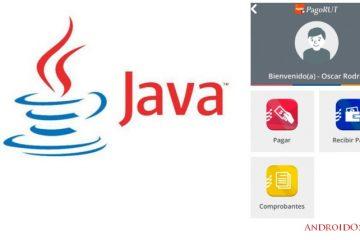 Baixe o aplicativo PagoRUT para JAVA. Faça todas as transações a partir do seu celular