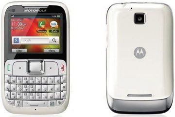 Como baixar WhatsApp grátis para Motorola EX430?