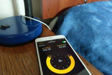 Como definir o alarme em um iPhone?