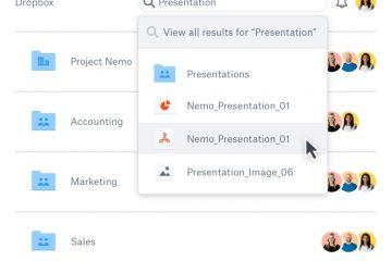 Como recuperar arquivos e pastas excluídos no Dropbox?