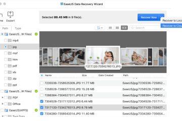 Como recuperar arquivos excluídos permanentemente?