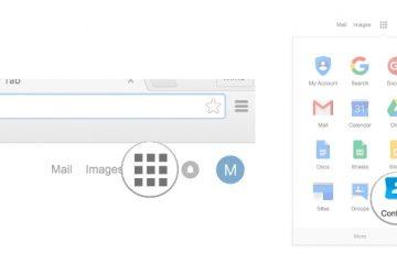Como recuperar contatos excluídos do Google?