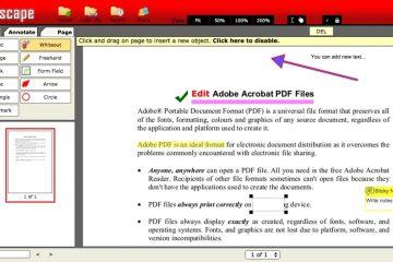 Como preencher formulários PDF sem software?