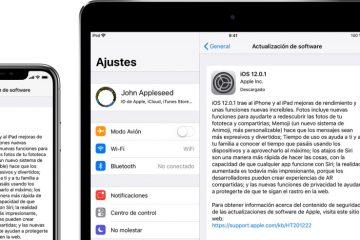 Como saber a versão iOS do meu iPhone e iPad?