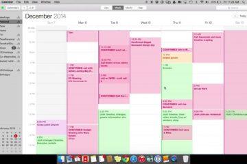 Como sincronizar o Google iCal e o Calendário do Outlook com o seu iPhone