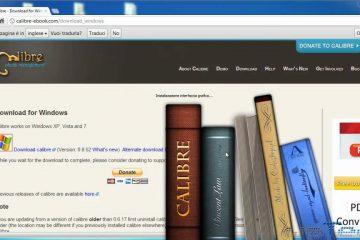 Como converter um PDF para eBook?