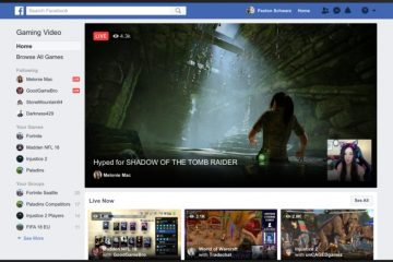 Como transmitir ao vivo no Facebook?