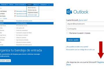 Como criar uma conta de email do Outlook facilmente