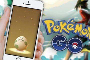 Abrir Pokémon Go Eggs