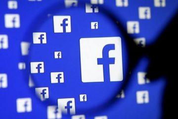 Crie uma nova conta no Facebook