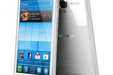Coloque o seu Alcatel One Touch em espanhol de uma maneira simples