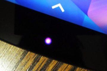 Ativar LED de notificação da Huawei