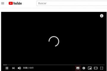 Como ativar e forçar legendas em um vídeo do YouTube? Guia passo a passo
