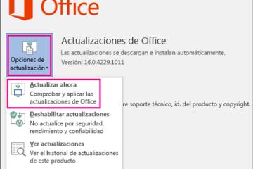 Como atualizar o Microsoft Office 2016 gratuitamente para a versão mais recente? Guia passo a passo