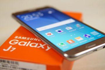 Use o Samsung J7 como um controle remoto