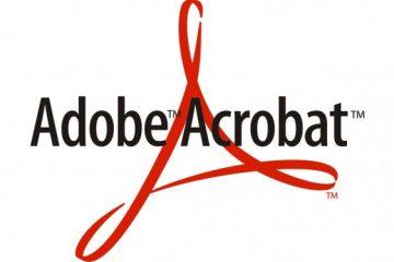 Faça o download do Adobe Acrobat. Ferramenta de edição de PDF