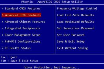 Como configurar o BIOS do seu computador para inicializar a partir de um USB? Guia passo a passo