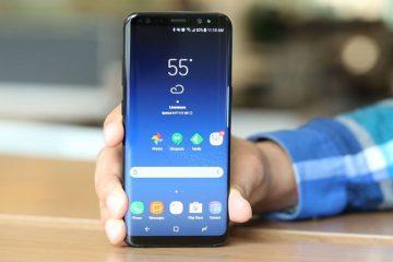 O Samsung Galaxy S7, S8, S9 e S10 é resistente à água?