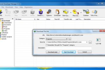 Alternativas ao Internet Download Manager