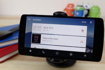 Alternativa ao Android Auto
