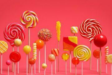 Onde está a galeria no Android Lollipop?