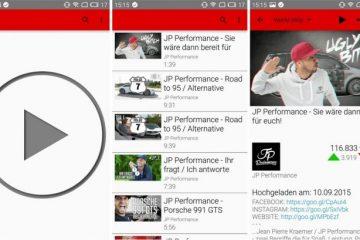 Como instalar o YouTube sem o Google Play Services APK?