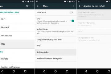 Como desativar o roaming de dados em um celular Android?