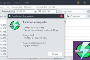 O Angry IP Scanner ajuda a controlar quem se conecta ao seu roteador
