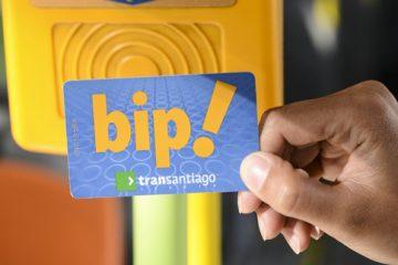 Baixe o aplicativo para carregar o cartão Bip