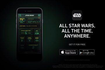 As melhores informações sobre Star Wars no Android
