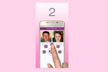 Aplicativo para saber como seus filhos estarão no Android