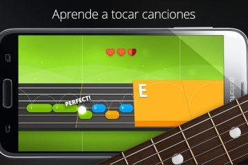 Os melhores aplicativos de acordes de guitarra para Android