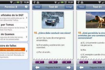 Os melhores aplicativos Android para o teste DGT