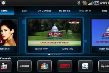 Os melhores aplicativos para assistir TV em um telefone Android