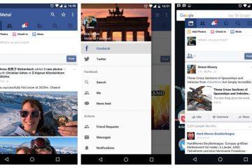 Aplicativos alternativos para o Facebook Messenger