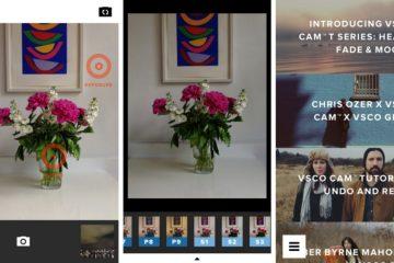 Os melhores aplicativos para corrigir fotos