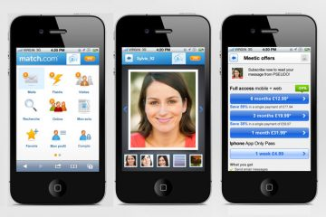 Os melhores aplicativos de namoro para iOS e Android