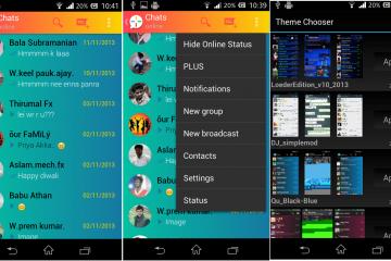 Os melhores aplicativos de imagem para wasap no Android