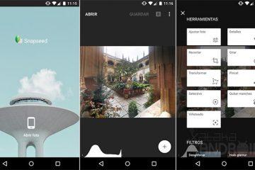 Os melhores aplicativos Android para editar fotos