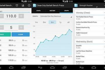 Os melhores aplicativos de exercícios e fitness para Android